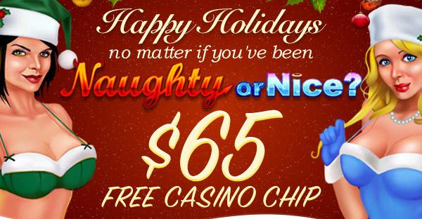 Happy Holidays...no matter if you've been Naughty or Nice